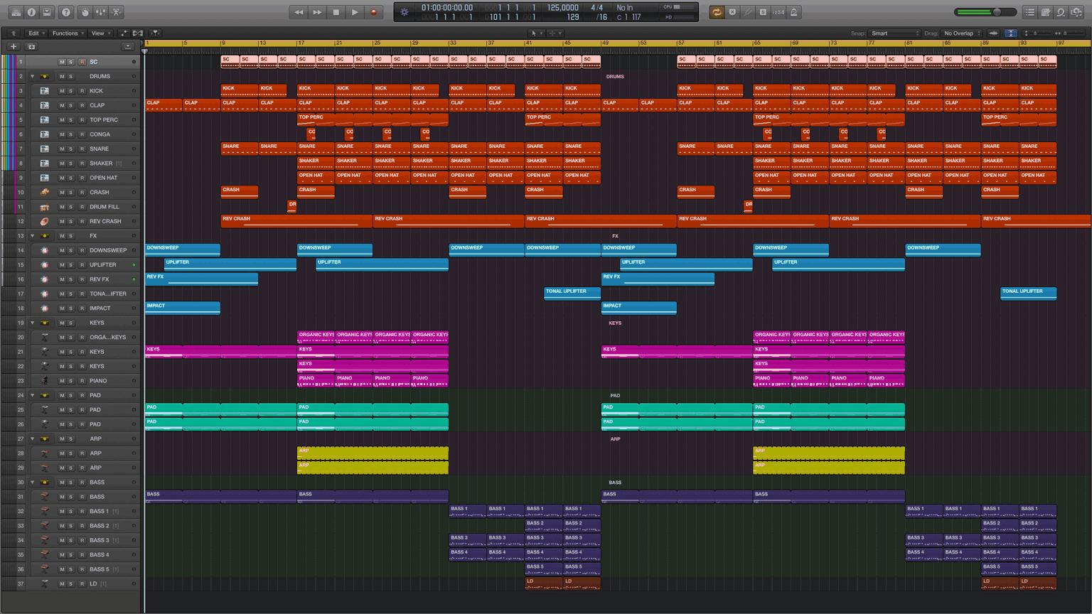 New-Life-Logic-Pro-X-Template1