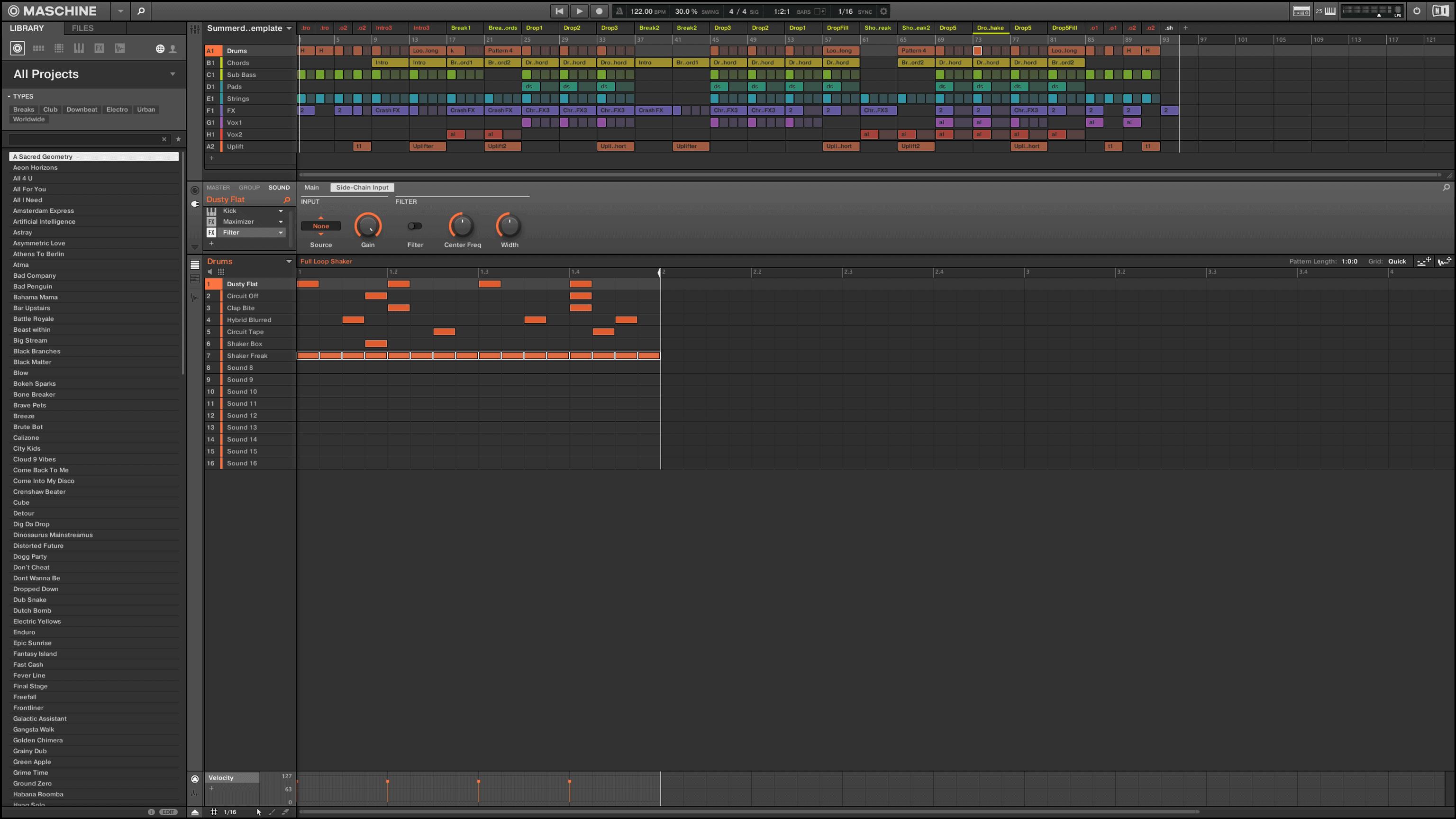 Summerdaze-Maschine-Studio-Template1