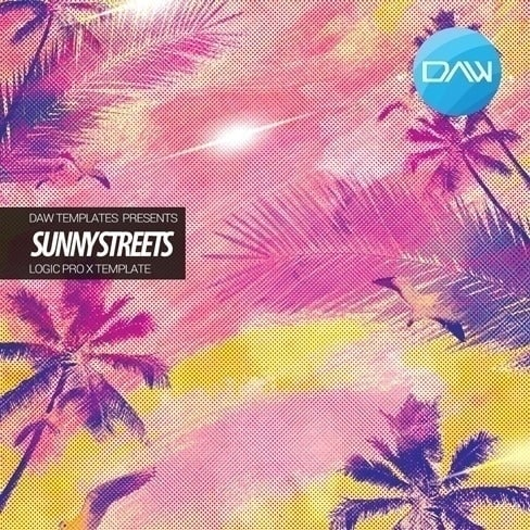 Sunny-Streets-Logic-Pro-X-Template