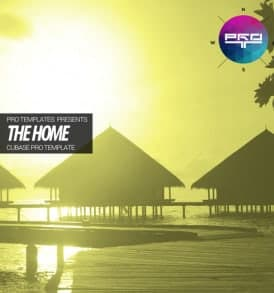 THE-HOME-Cubase-Pro-Template