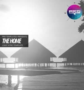 THE-HOME-Logic-X-Pro-Template