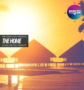 THE-HOME-Studio-One-Pro-Template