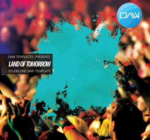 Land-of-Tomorrow-Studio-One-DAW-Template