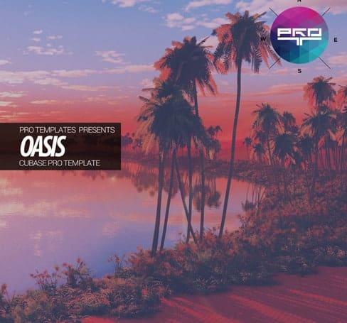 Oasis-Cubase-Pro-Template