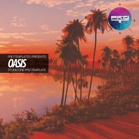 Oasis-Studio-One-Pro-Template