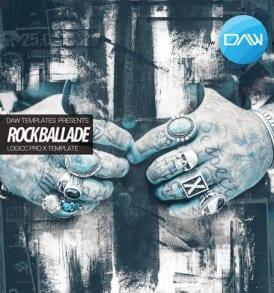 Rockballade-Logic-Pro-X-Template