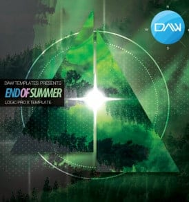 End-of-Summer-Logic-Pro-X-Template