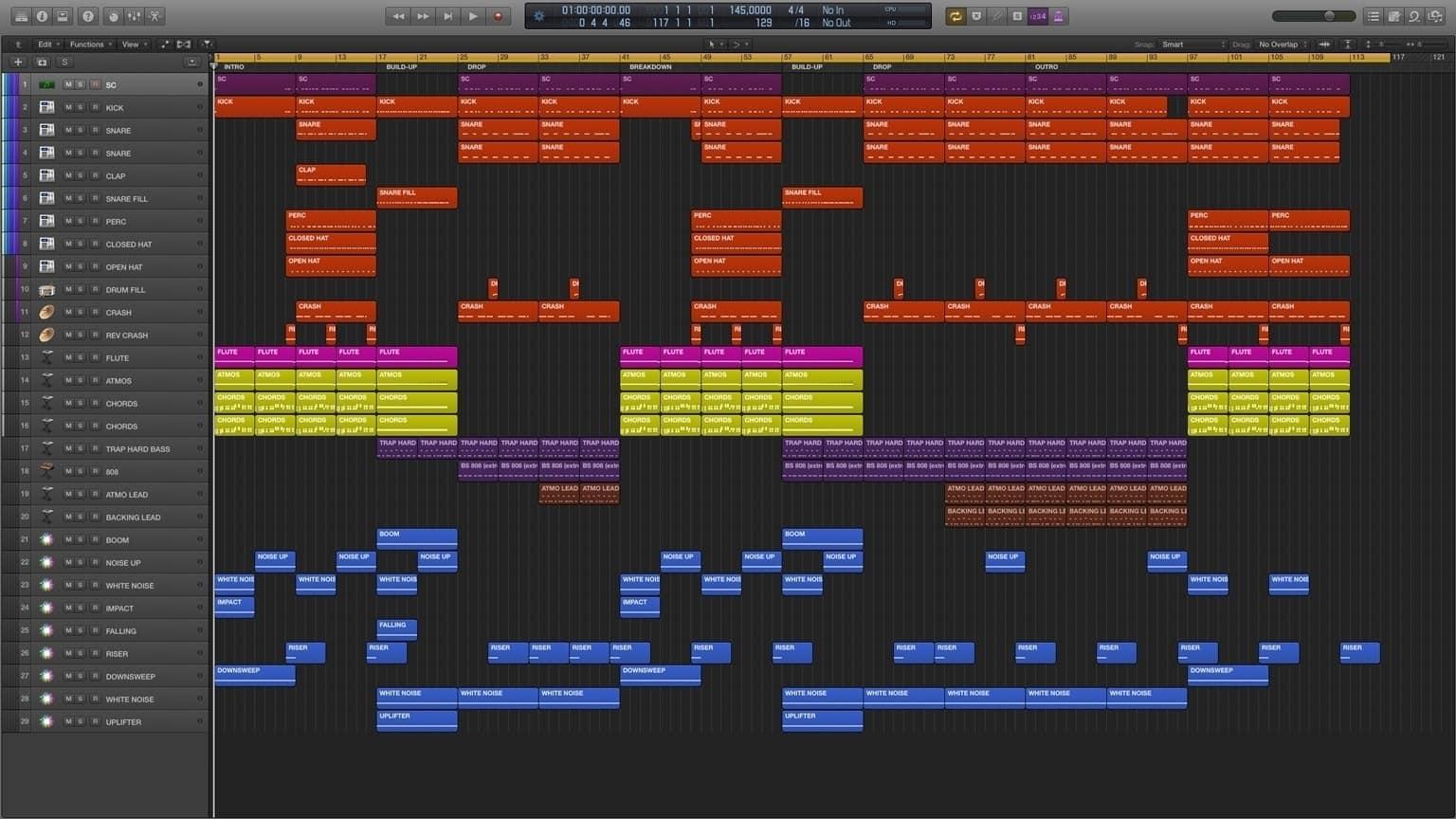 Gettin'-That-Logic-Pro-X-Project1