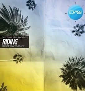 Riding-Cubase-DAW-Template