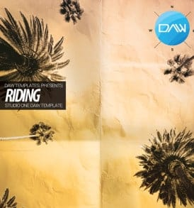 Riding-Studio-One-DAW-Template