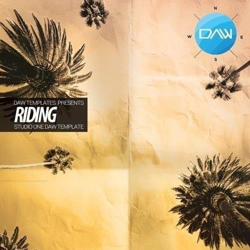 Riding-Studio-One-DAW-Template