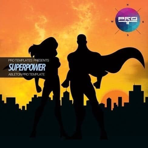 Superpower-Ableton-Pro-Template