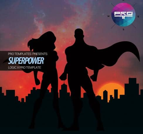 Superpower-Logic-X-Pro-Template