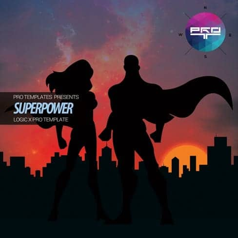 Superpower-Logic-X-Pro-Template