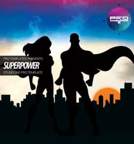 Superpower-Studio-One-Pro-Template