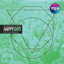 happy-days-logic-x-pro-template
