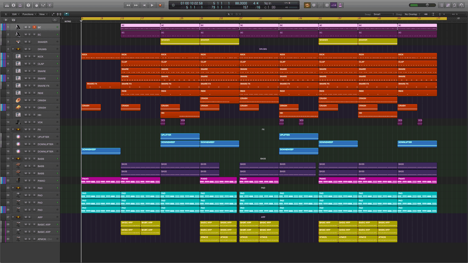 Hard-To-Forget-Logic-Pro-X-Template1