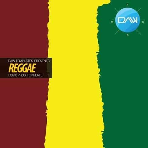 Reggae Logic Pro X Template