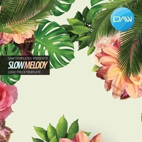 slow-melody-logic-pro-x-template