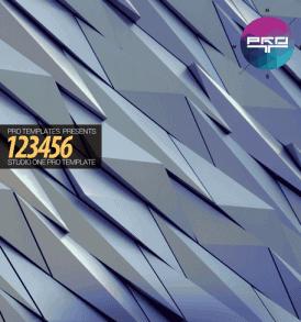 12345-studio-one-pro-template