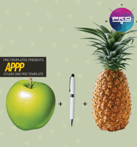 appp-studio-one-pro-template