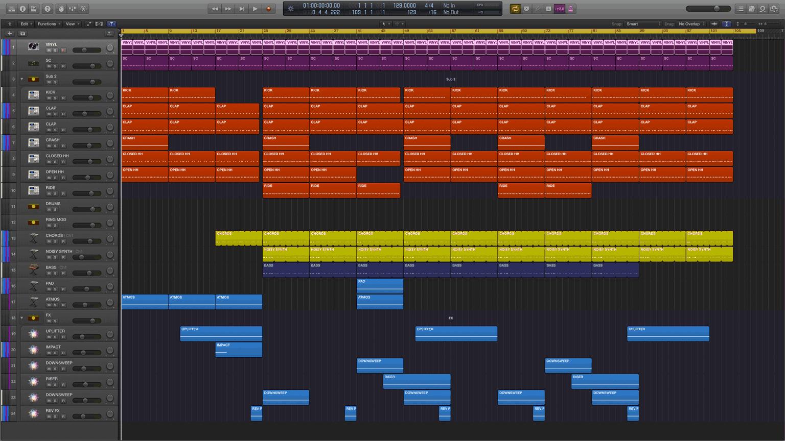 the-beat-logic-pro-x-template1