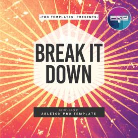 break-it-down-ableton-pro-template