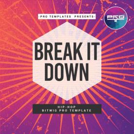 break-it-down-bitwig-pro-template