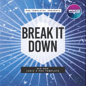 break-it-down-logic-x-pro-template