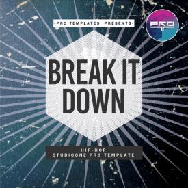 break-it-down-studio-one-pro-template