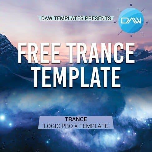 Free Trance Logic Pro X Template by logic-templates com