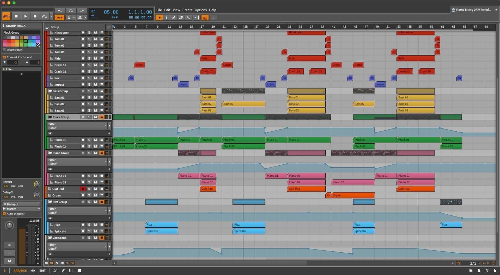 Classical IDM Glitch EDM Music Melody Loops Logic Pro Tools Ableton Live Cubase