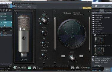 Townsend Labs Sphere Free Plugin