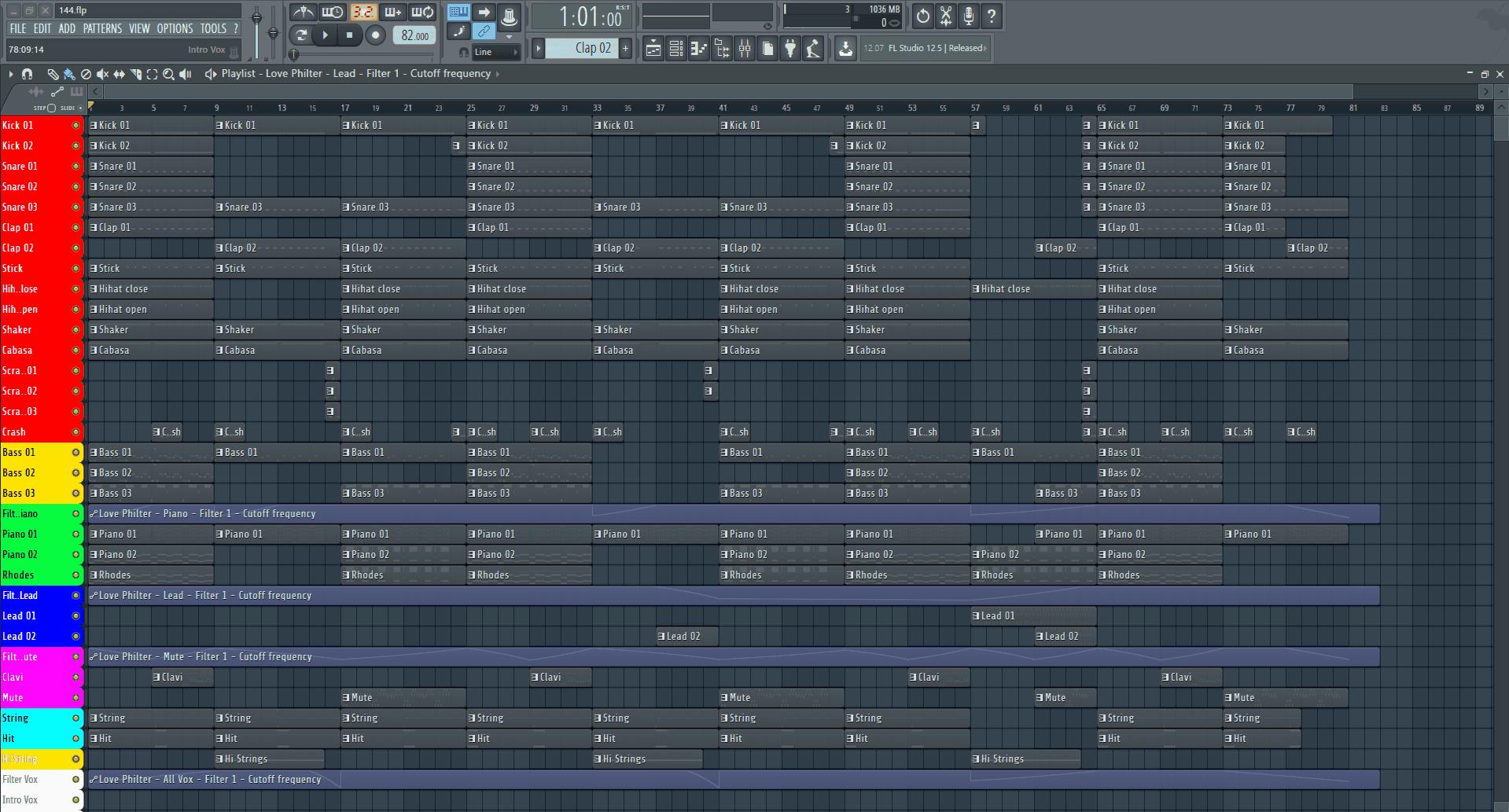 Taking Over FL Studio Template