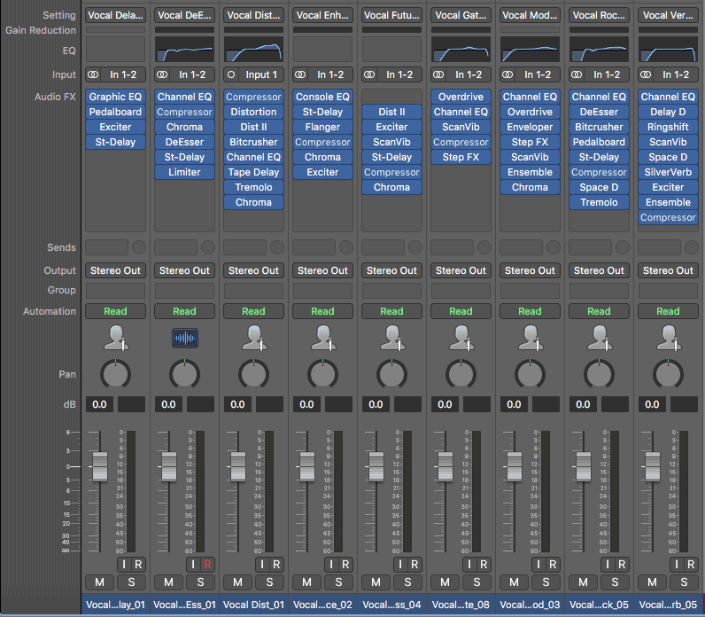Logic pro x vocal presets free | Ultimate List of Free Logic Pro