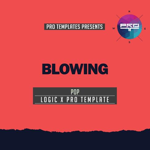 Blowing Logic X Pro Template