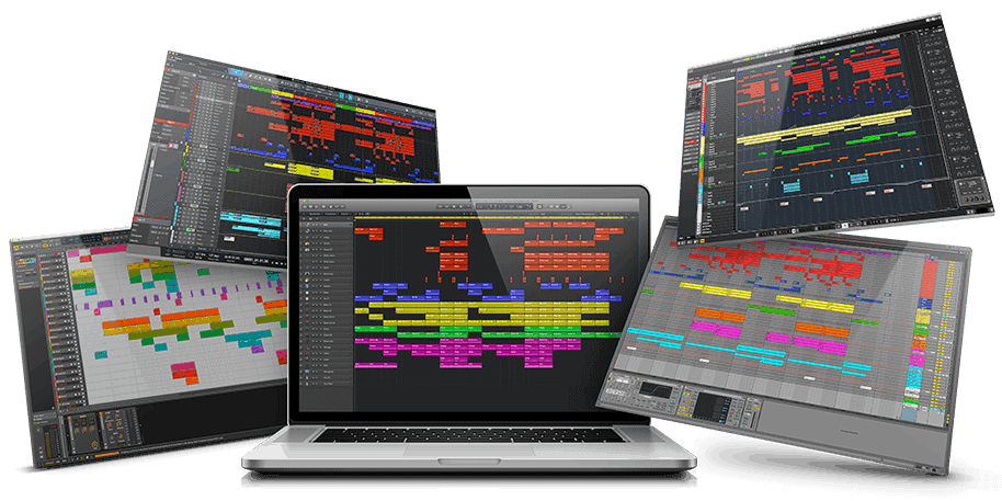 Logic Pro X Templates, Ableton Templates and much more